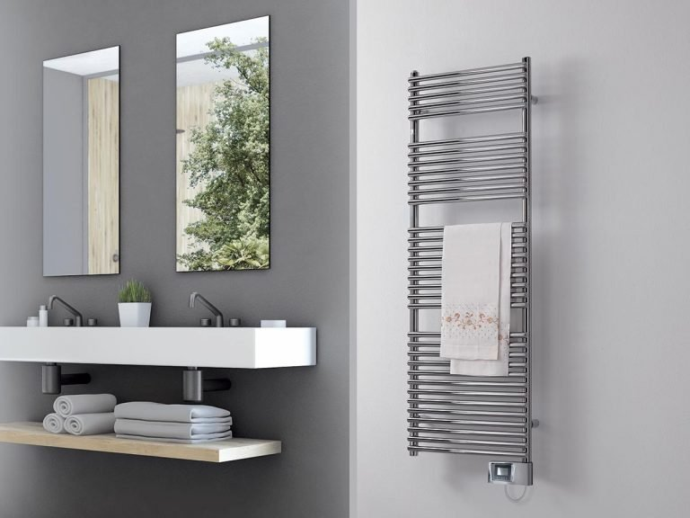 How to choose an electric towel warmer. Buying guide