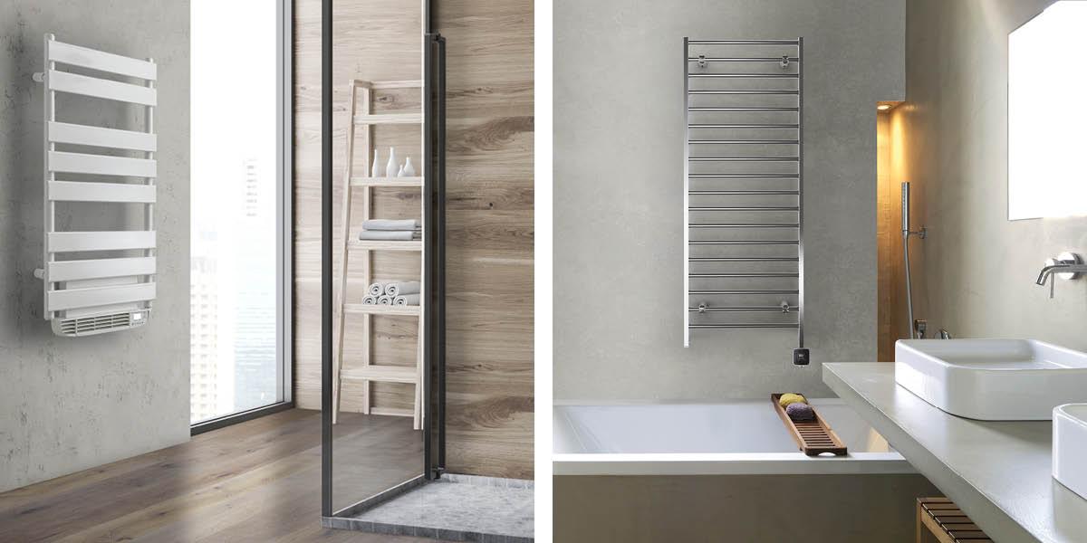 El diseño en los toalleros eléctricos